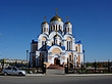 Religious building of Novokuibyshevsk