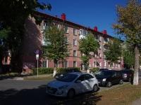 Novokuibyshevsk, st Belinsky, house 20. Apartment house