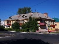 Novokuibyshevsk, st Belinsky, house 16. Apartment house