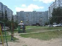新古比雪夫斯克市, Bocharikov st, 房屋 4А. 公寓楼