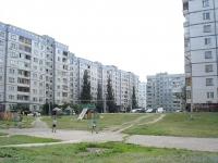 Новокуйбышевск, улица Бочарикова, дом 4. многоквартирный дом