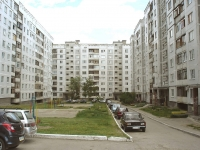 neighbour house: st. Bocharikov, house 6. Apartment house