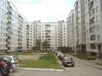 Новокуйбышевск, улица Бочарикова, дом 6. многоквартирный дом