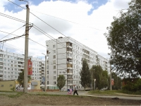 Novokuibyshevsk, Bocharikov st, house 8. Apartment house