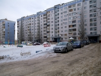 Novokuibyshevsk, Bocharikov st, house 4. Apartment house