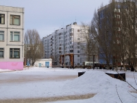 neighbour house: st. Bocharikov, house 6А. Apartment house