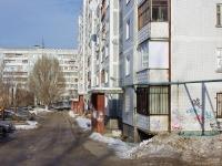 Novokuibyshevsk, Bocharikov st, house 6А. Apartment house