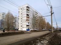 Новокуйбышевск, улица Бочарикова, дом 8. многоквартирный дом