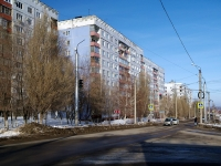 neighbour house: st. Bocharikov, house 10. Apartment house