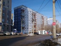 neighbour house: st. Bocharikov, house 12. Apartment house