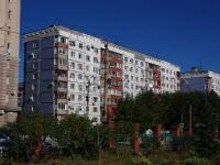 Новокуйбышевск, улица Бочарикова, дом 12. многоквартирный дом