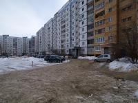 Novokuibyshevsk, Bocharikov st, house 12А. Apartment house