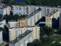 Новокуйбышевск, улица Бочарикова, дом 12А. многоквартирный дом