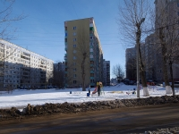 Новокуйбышевск, улица Бочарикова, дом 12Б. многоквартирный дом