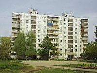 Novokuibyshevsk, st Budenny, house 5. Apartment house