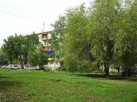 新古比雪夫斯克市, Voroshilov st, 房屋 8А. 公寓楼