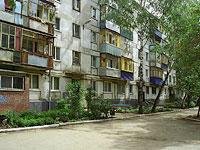 新古比雪夫斯克市,  , house 10Б. 公寓楼