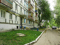 neighbour house: st. Voroshilov, house 14Б. Apartment house