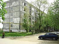新古比雪夫斯克市,  , house 20. 公寓楼