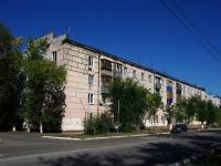 Новокуйбышевск, улица Гагарина, дом 3. многоквартирный дом