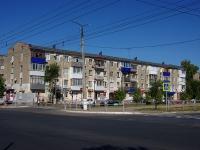 Новокуйбышевск, улица Гагарина, дом 9. многоквартирный дом