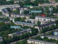 新古比雪夫斯克市, Gagarin st, 房屋 11. 公寓楼