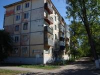 Новокуйбышевск, улица Гагарина, дом 16. многоквартирный дом