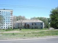 Новокуйбышевск, улица Горького, дом 3А. неиспользуемое здание