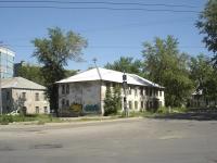 Новокуйбышевск, улица Горького, дом 3. многоквартирный дом
