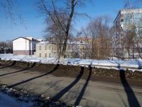 Novokuibyshevsk, Gorky st, house 3А. vacant building