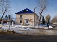 Новокуйбышевск, улица Горького, дом 18. многоквартирный дом