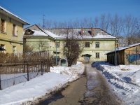 neighbour house: st. Gorky, house 2. Apartment house