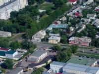 Новокуйбышевск, улица Горького, дом 2. многоквартирный дом