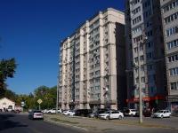 Новокуйбышевск, улица Горького, дом 15. многоквартирный дом