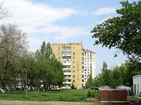 Новокуйбышевск, улица Дзержинского, дом 4А. многоквартирный дом