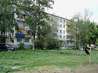 neighbour house: st. Dzerzhinsky, house 6А. Apartment house