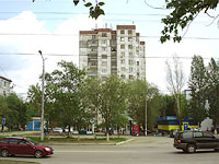 neighbour house: st. Dzerzhinsky, house 8А. Apartment house