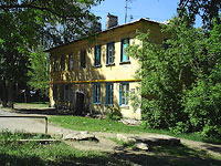 neighbour house: st. Dzerzhinsky, house 22А. Apartment house