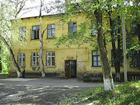 neighbour house: st. Dzerzhinsky, house 24А. Apartment house
