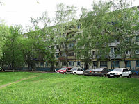 neighbour house: st. Dzerzhinsky, house 32. Apartment house