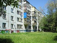 neighbour house: st. Dzerzhinsky, house 39Б. Apartment house