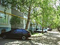 Novokuibyshevsk, Dzerzhinsky st, house 39Б. Apartment house