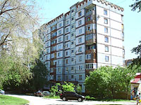 neighbour house: st. Dzerzhinsky, house 39. Apartment house