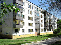 neighbour house: st. Dzerzhinsky, house 46. Apartment house