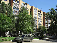 neighbour house: st. Dzerzhinsky, house 48. Apartment house