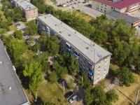Novokuibyshevsk, st Dzerzhinsky, house 11. Apartment house
