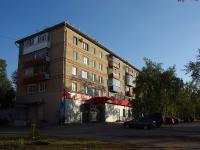 Новокуйбышевск, улица Дзержинского, дом 12. многоквартирный дом
