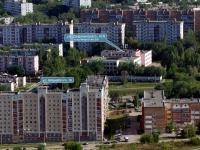 Novokuibyshevsk, school №21, Dzerzhinsky st, house 41А