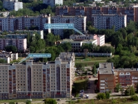 Новокуйбышевск, школа №21, улица Дзержинского, дом 41А