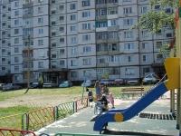 Novokuibyshevsk, Egorov st, house 1А. Apartment house